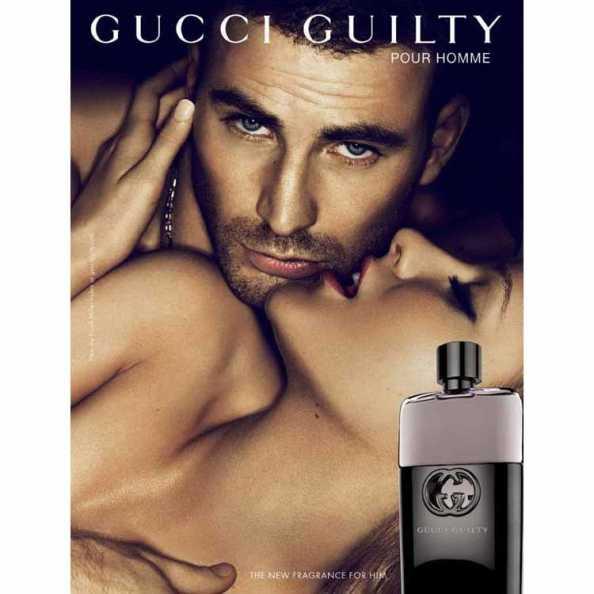 Gucci Perfume Masculino Guilty Pour Homme Travel - Eau de Toilette 30ml