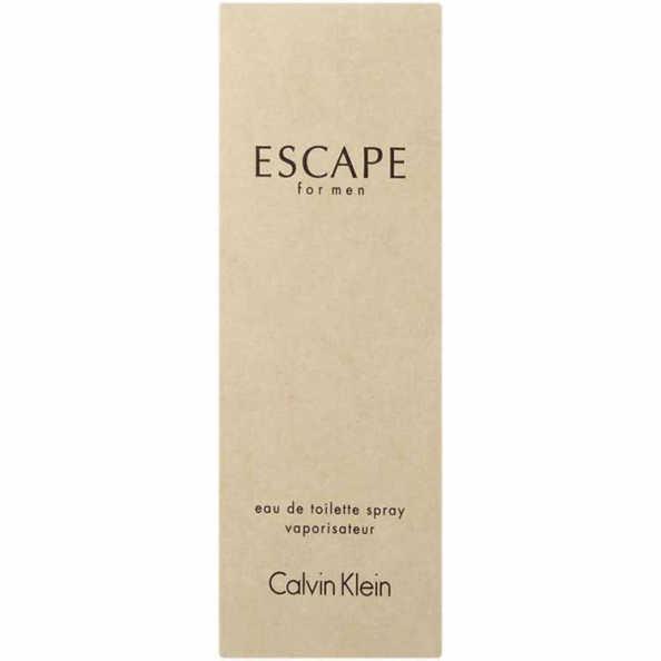 Calvin Klein Perfume Masculino Escape for Men - Eau de Toilette 50ml