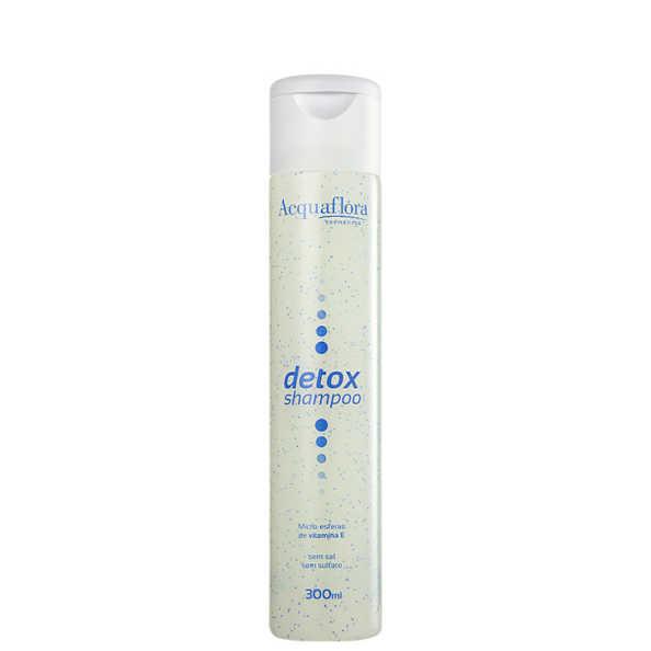 Acquaflora Detox - Shampoo 300ml