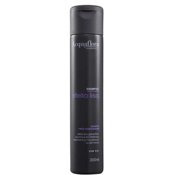 Acquaflora Efeito Liso - Shampoo 300ml
