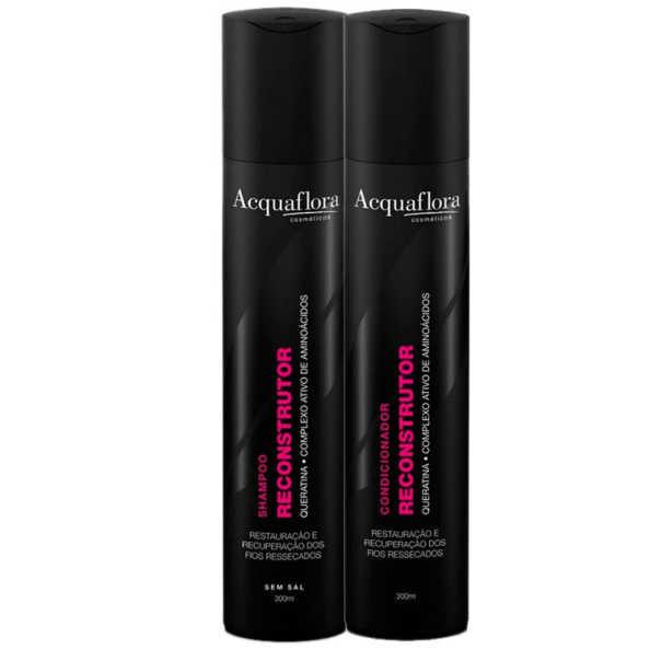 Acquaflora Reconstrutor Duo Kit (2 Produtos)