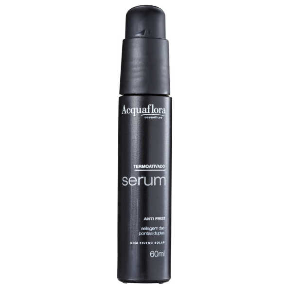 Acquaflora Serum Termoativo - Finalizador 60ml