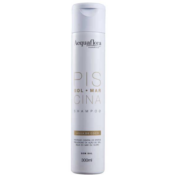 Acquaflora Sol Mar Piscina - Shampoo 300ml