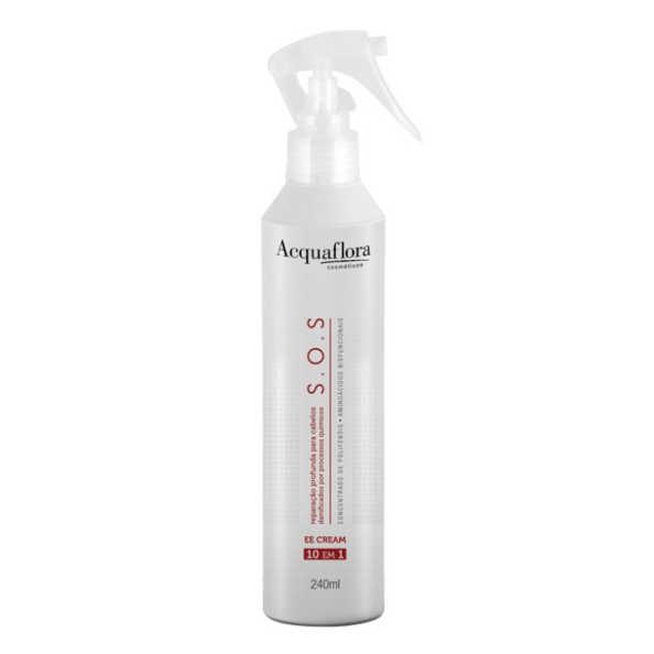 Acquaflora S.O.S EE Cream 10 em 1 Reparação Profunda - Tratamento 240ml