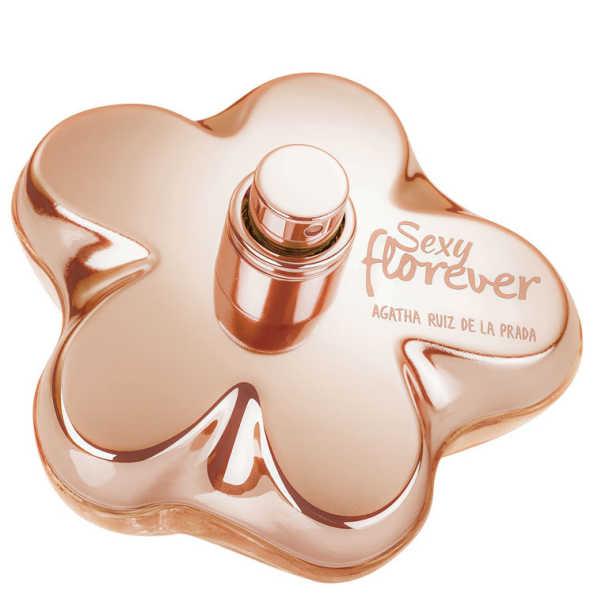 Sexy Florever Agatha Ruiz de La Prada Eau de Toilette - Perfume Feminino 80ml