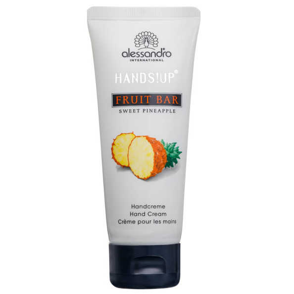 Alessandro Fruit Bar Sweet Pineapple - Creme para as Mãos 75ml