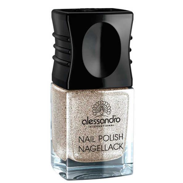 Alessandro Nail Polish Glitter Queen - Esmalte 10ml