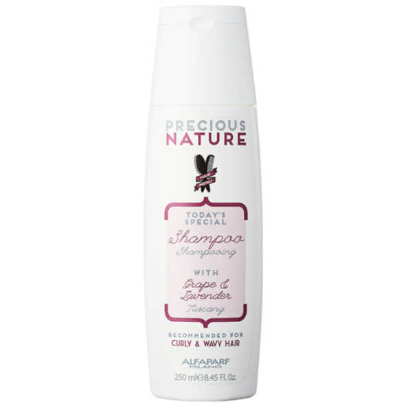 Alfaparf Precious Nature Grape & Lavender - Shampoo 250ml