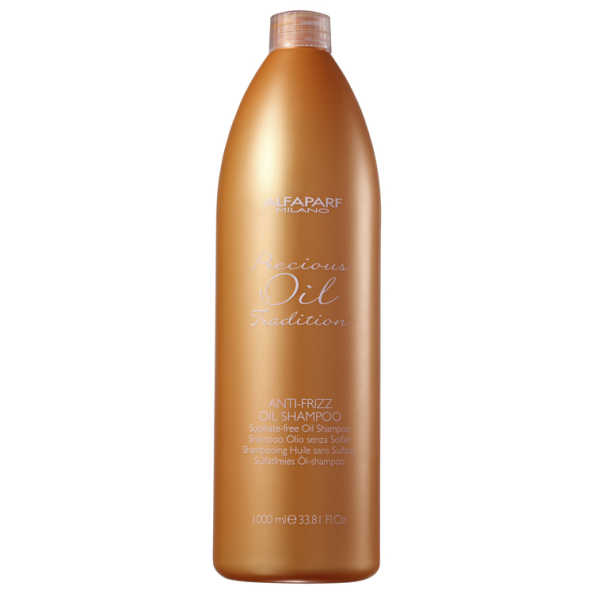 Alfaparf Precious Oil Tradition Anti-Frizz - Shampoo 1000ml