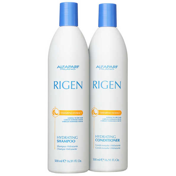 Alfaparf Rigen Tamarind Extract Hydrating Duo Kit (2 Produtos)