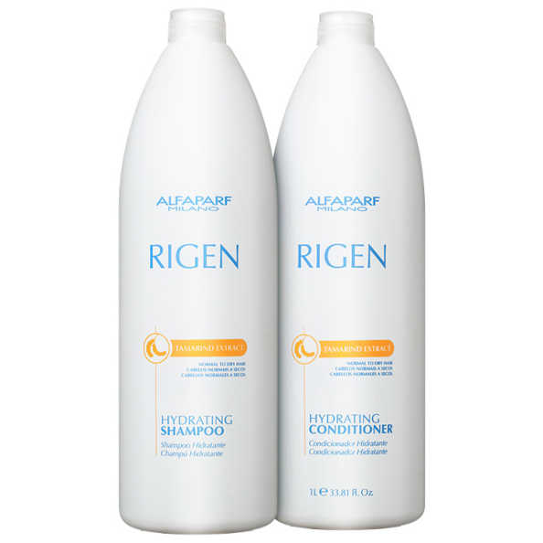 Alfaparf Rigen Tamarind Extract Hydrating Salon Kit (2 Produtos)