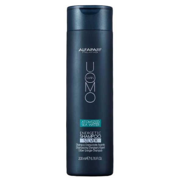 Alfaparf Uomo Man Energetic Silver - Shampoo 200ml