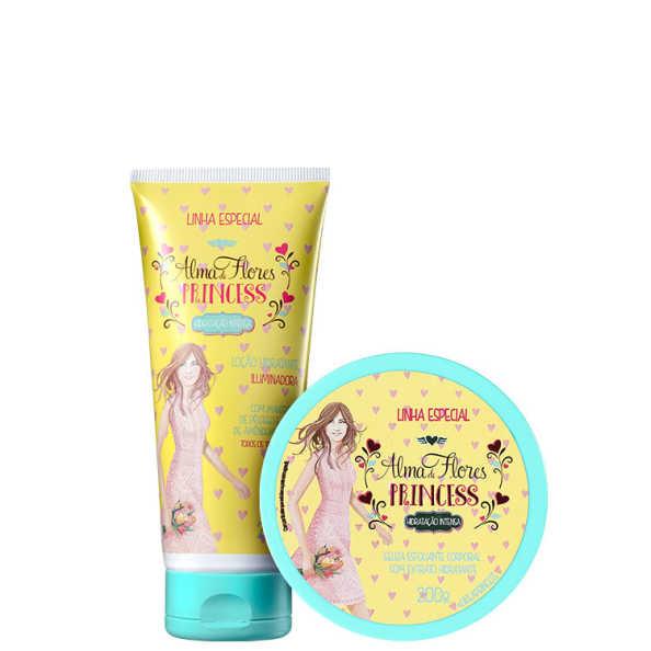 Kit Alma de Flores Princess Duo (2 produtos)