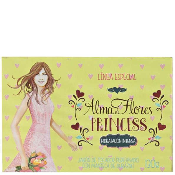 Alma de Flores Princess - Sabonete em Barra 130g