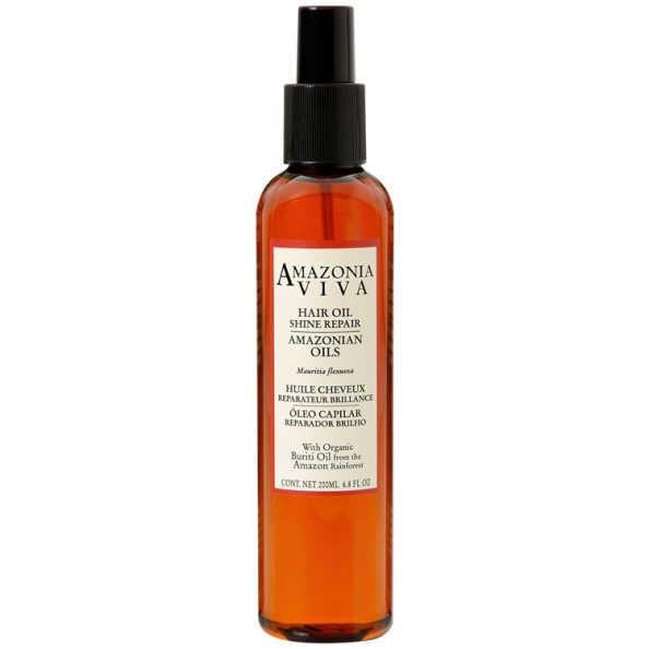 Amazonia Viva Hair Oil Shine Repair Amazonian Oils - Óleo Capilar 200ml