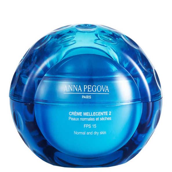 Anna Pegova Crème Mellecente 2 Fps 15 - Hidratante 40ml
