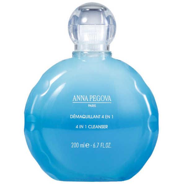 Anna Pegova Démaquillant 4 en 1 - Demaquilante 200ml
