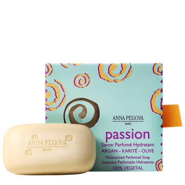 Anna Pegova Passion Savon Parfumé Hydratant - Sabonete em Barra 2x100g