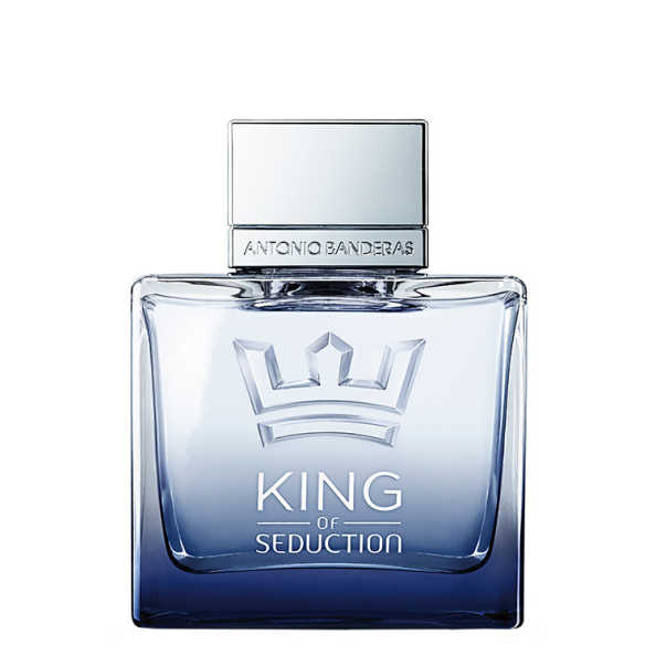 Antonio Banderas Perfume Masculino King of Seduction - Eau de Toilette 50ml