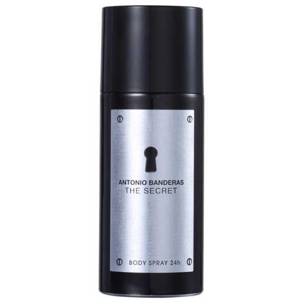 Antonio Banderas The Secret - Desodorante Masculino 150ml