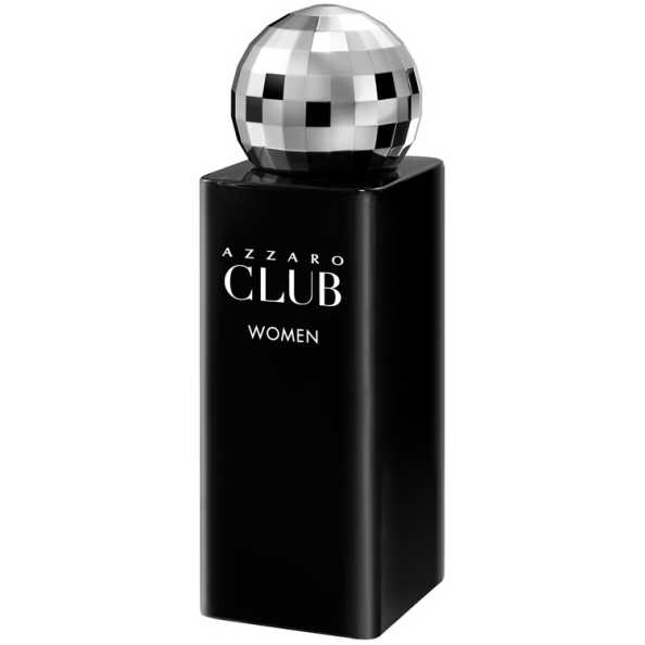 Azzaro Club Women Eau de Toilette - Perfume Feminino 75ml