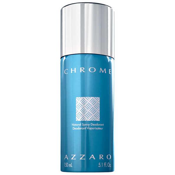 Azzaro Desodorante Chrome - Desodorante Masculino 150ml