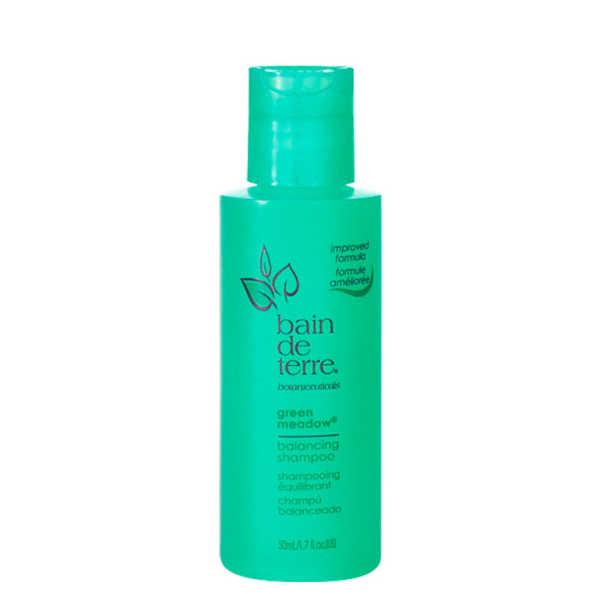 Bain de Terre Green Meadow Balancing - Shampoo 50ml