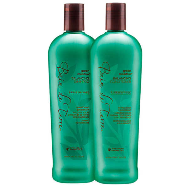 Bain de Terre Green Meadow Duo Kit (2 Produtos)