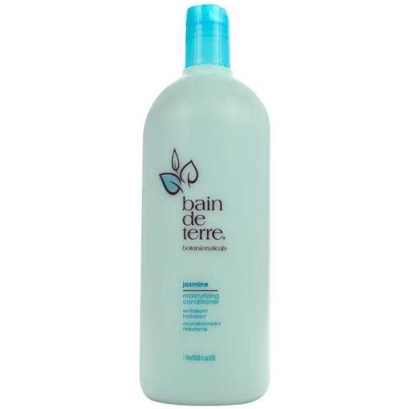 Bain de Terre Jasmine Moisturizing Conditioner - Condicionador 1000ml