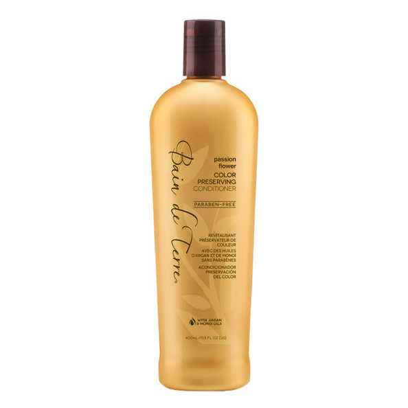Bain de Terre Passion Flower Color Preserving Conditioner - Condicionador 400ml