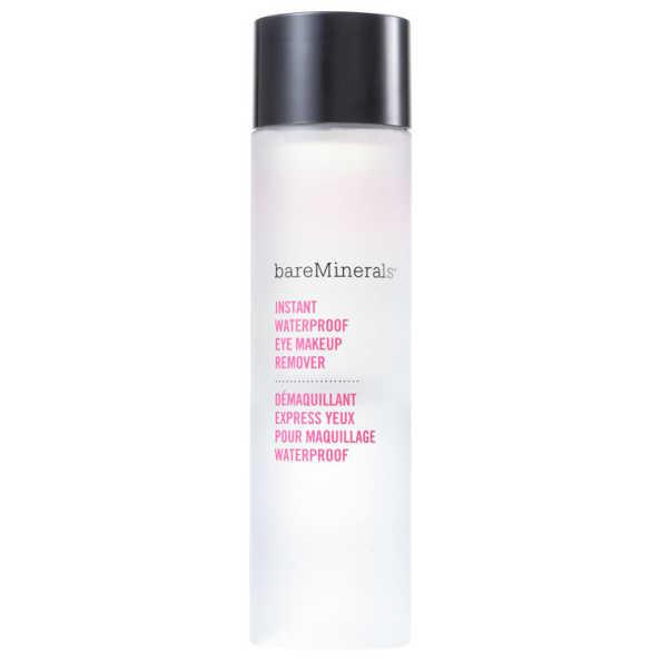 bareMinerals Instant Waterproof Eye Makeup Remover - Demaquilante para a Área dos Olhos -120ml