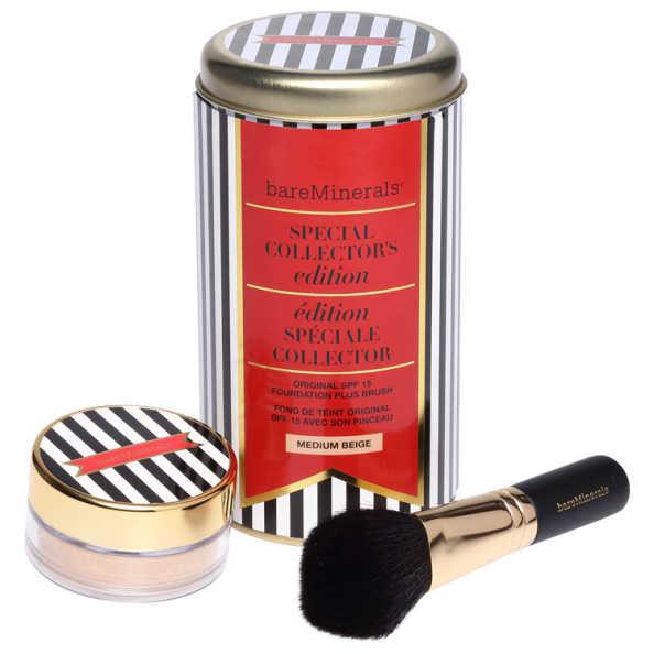 bareMinerals Special Collector´s Edition Medium Beige Kit (2 Produtos)