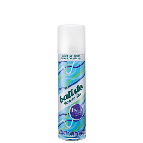 Batiste Fresh - Shampoo Seco 150ml