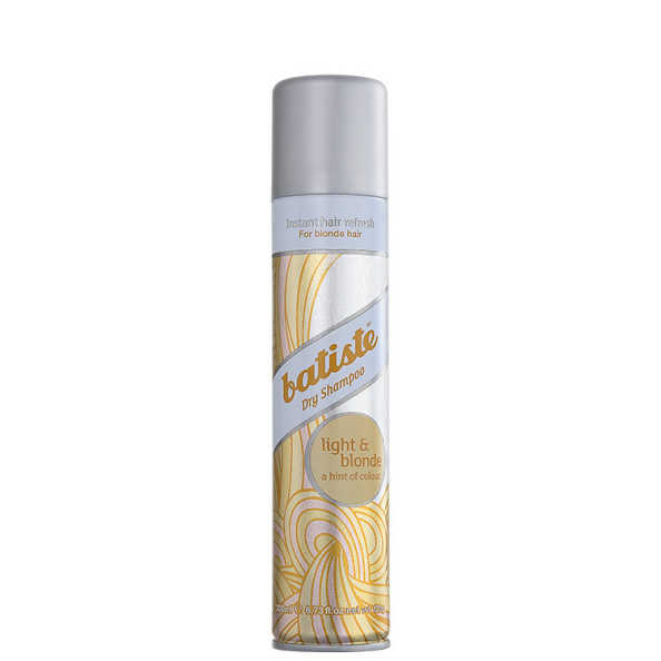 Batiste Light & Blonde - Shampoo Seco 200ml