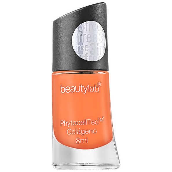 Beautylab Laranja Chic 407 - Esmalte 8ml