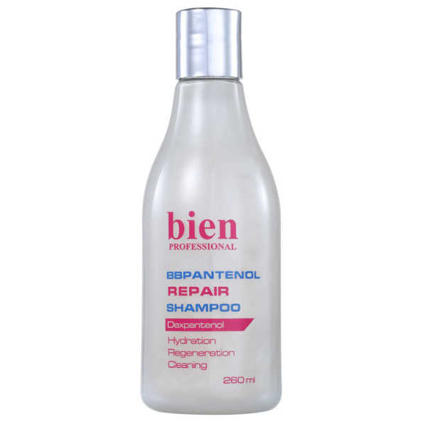Bien Professional BBPantenol Repair - Shampoo 260ml