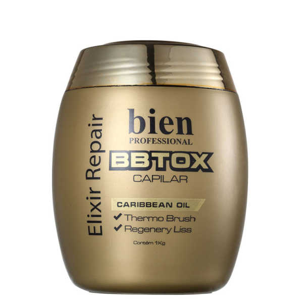 Bien Professional Elixir Repair BBtox Capilar - Tratamento 1000g