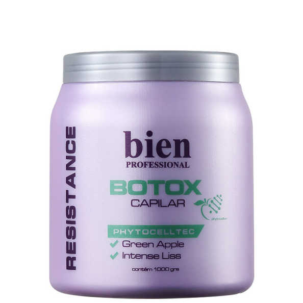 Bien Professional Resistance BBtox Capilar - Tratamento 1000g