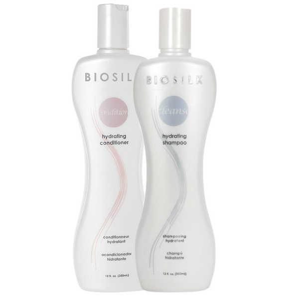 Biosilk Hydrating Duo Kit (2 Produtos)