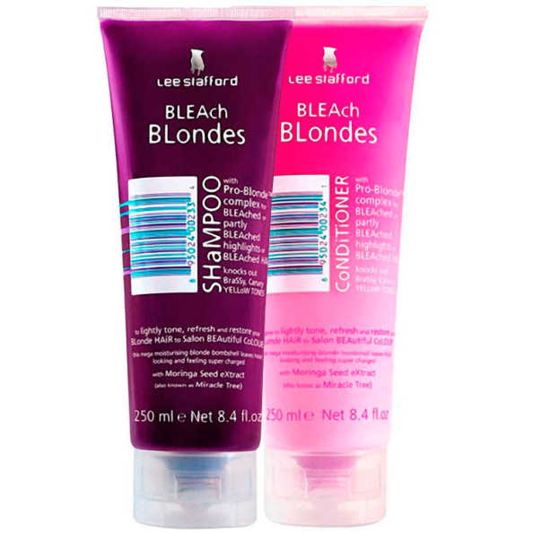 Lee Stafford Bleach Blondes Kit (2 Produtos)