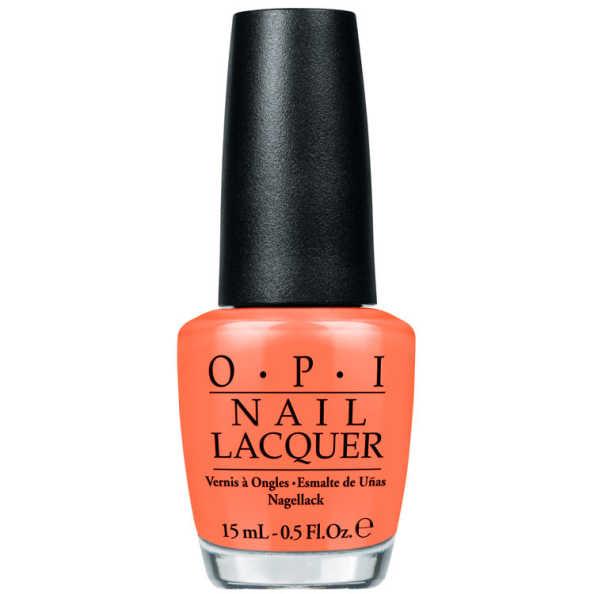 OPI Brazil Collection Where Did Suzi'S Man-go? - Esmalte 15ml