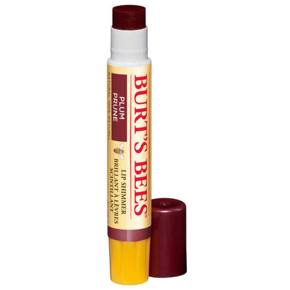 Resultado de imagem para Hidratante labial com cor vibrante. Burt's Bees Lip Shimmer