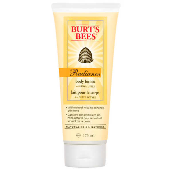 Burt's Bees Radiance Body Lotion with Royal Jelly - Loção Corporal 175ml
