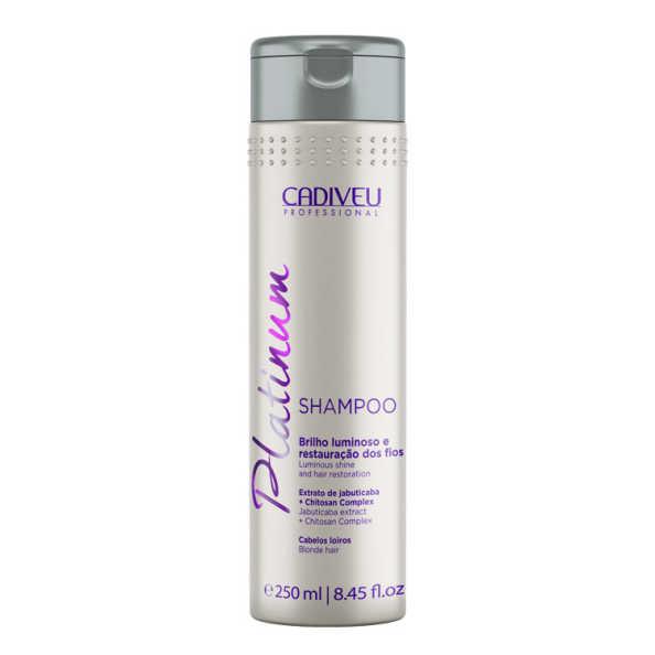 Cadiveu Professional Platinum - Shampoo 250ml