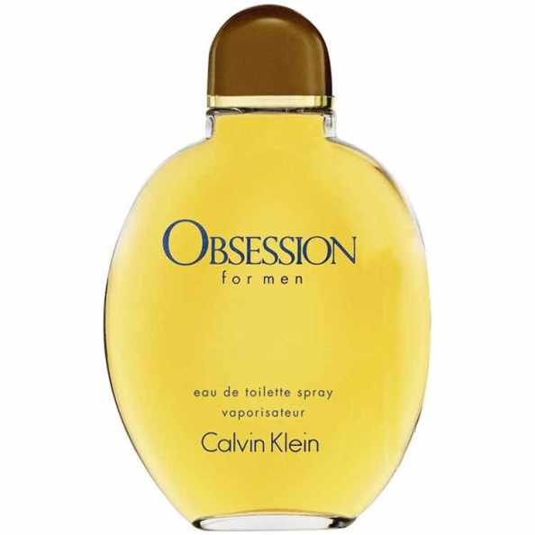 Obsession For Men Calvin Klein Eau de Toilette - Perfume Masculino 15ml