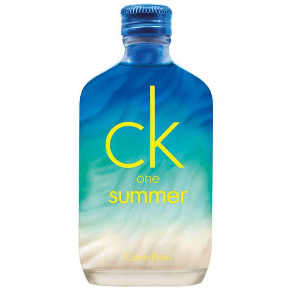 CK One Summer 2015 Calvin Klein Eau de Toilette - Perfume Unissex 100ml