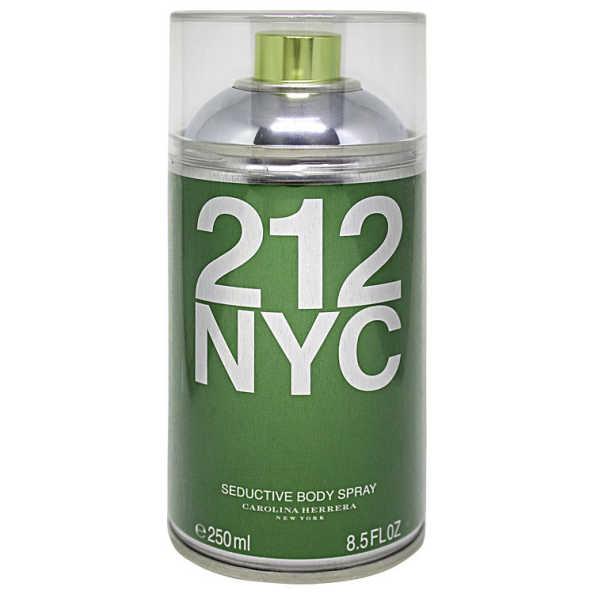 Carolina Herrera 212 NYC Seductive - Body Spray Feminino 250ml