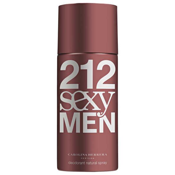 Carolina Herrera 212 Sexy Men - Desodorante Masculino 150ml
