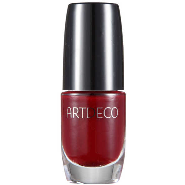 ArtDeco Ceramic Nail Lacquer Deep Scarlet Red - Esmalte 6ml