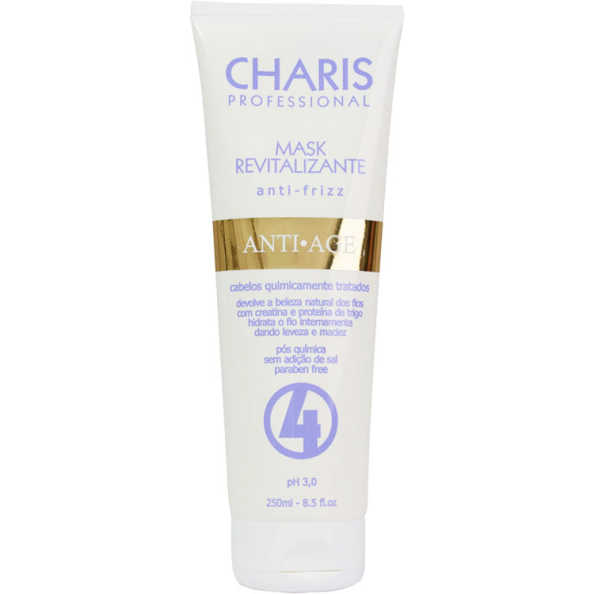 Charis Anti Age Máscara Revitalizante - Máscara de Tratamento 250ml